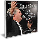 Jimmy Swaggart Ministries Music CD SonLife Radio Presents Robin HerdROBIN HERD, SONLIFE RADIO
